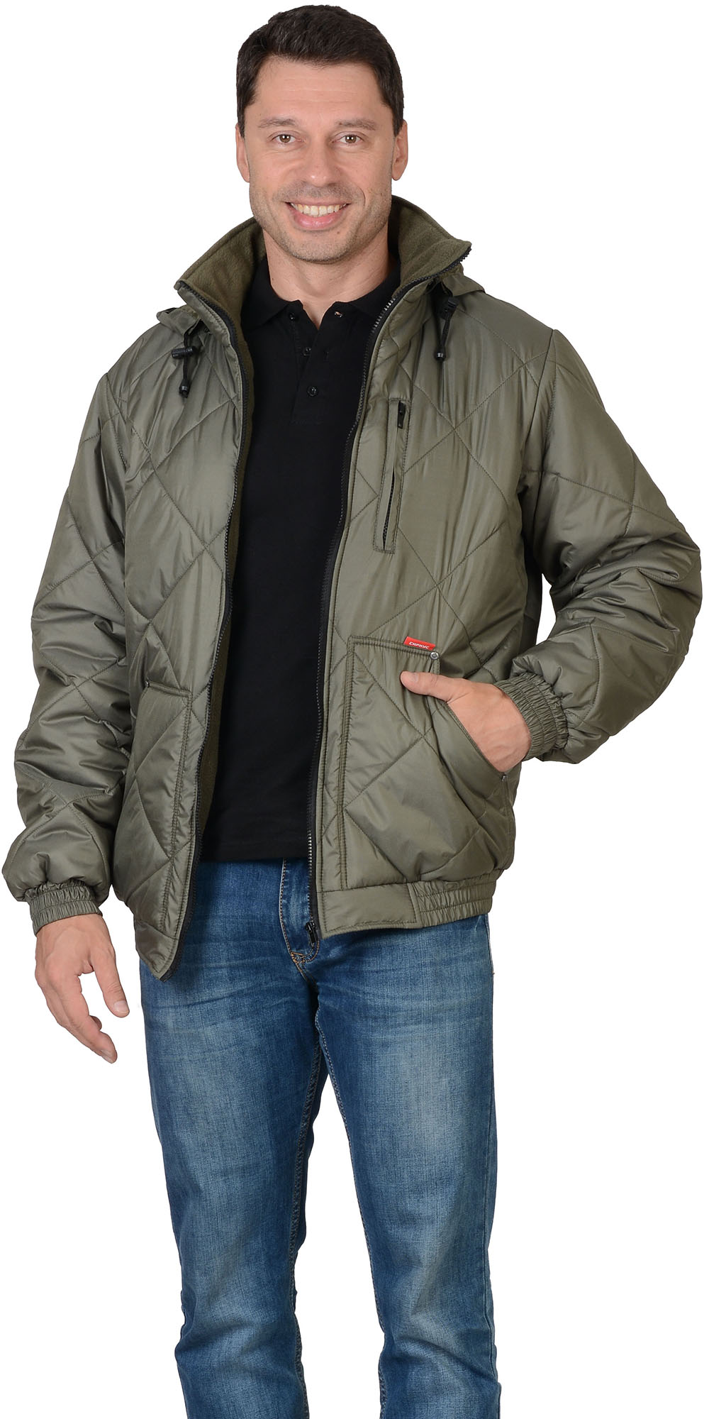 """Куртка """"Прага-Люкс"""" зимняя"""