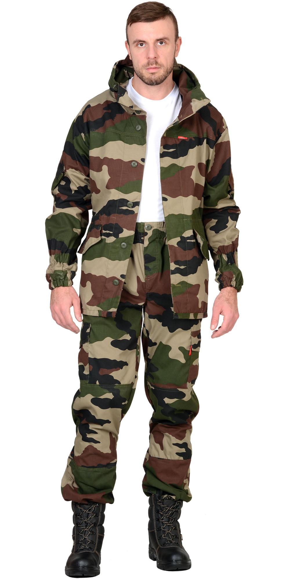 "Костюм ""ГОРКА"" куртка, брюки, КМФ ""НАТО"""