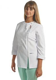 Блуза мод. 312 (тк.Сатори, Япония)