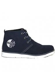 """Ботинки """"Степ"""" синие"""