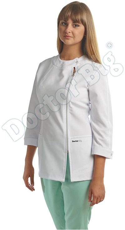 Медицинская блузка Doctor Big 312