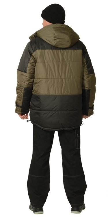 "Куртка ""Европа"" вид со спины"