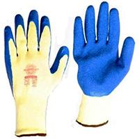 """Перчатки """"Хедмен"""" (хлопок +п/э с покрытием губчатый латекс,10-й класс)"""