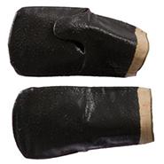 Рукавицы КР + НБМС (до - 40 градусов), х/б ткань, латекс