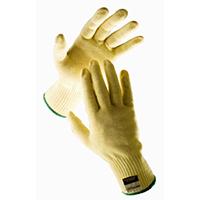 Перчатки кевларовые вязаные бесшовные (7 класс)