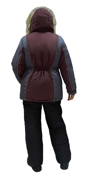 Костюм Карелия вид со спины