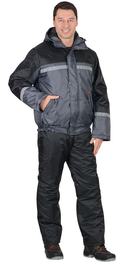 Костюм «Гастарбайтер-2″ зимний с полукомбинезоном